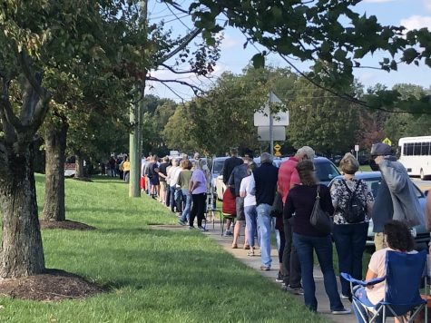 Early Voting in the 2020 Election Surges Locally and Nationwide