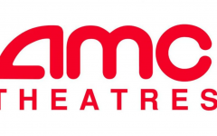 Copyright to AMC Theaters logo.