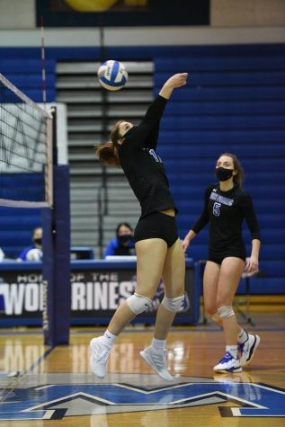 West Potomac Serves Up Hayfield in Thrilling Victory - Volleyball