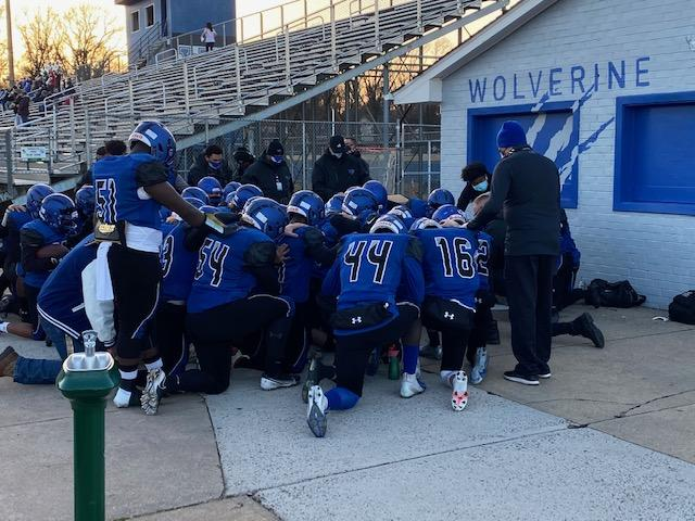 Wolverines Prepare to Take the Field