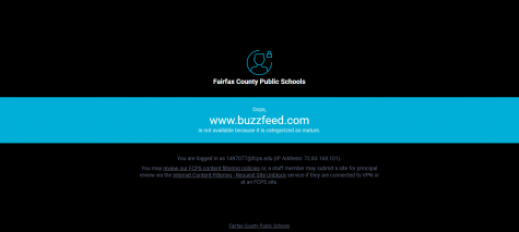 An In Depth Look Into the FCPS Firewall